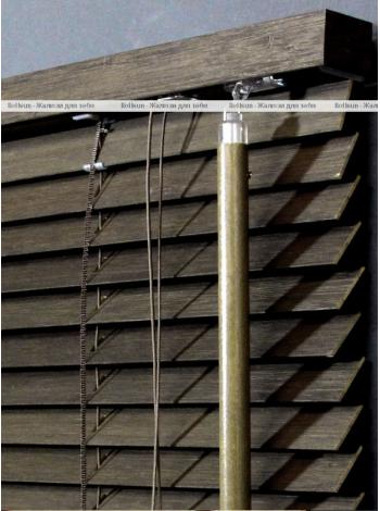 Бамбуковые 25мм