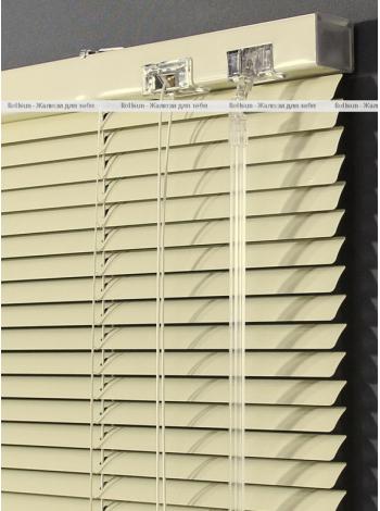 Алюминиевые горизонтальные жалюзи 16 мм